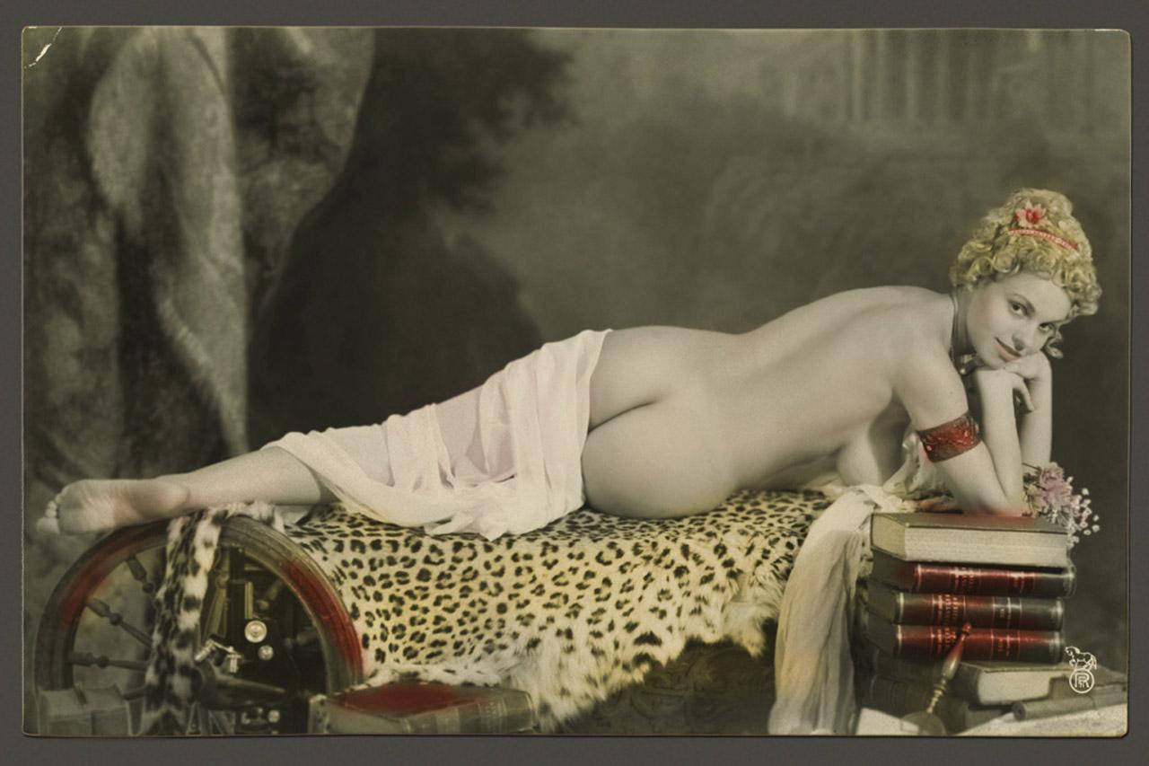 Эротика в прошлом веке 29 фотография