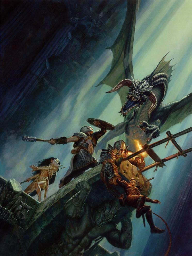 dragon brave fantasy warrior - photo #35
