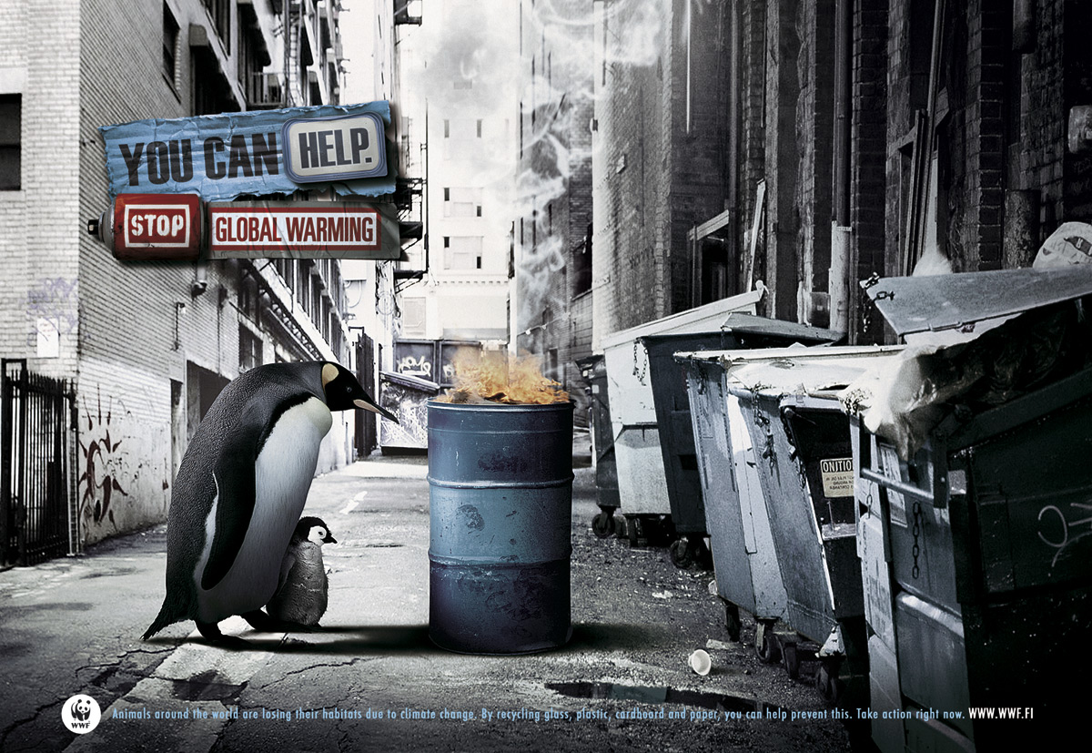 ad wwf Wwf: ad project 105 likes proud supporters of wwf with the mission to help endangered species and diminishing habitats by harmonizing humans with nature.