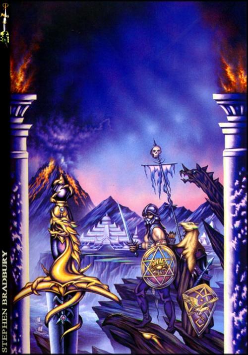 Fantasy Art Collection vol.2 (315 работ)