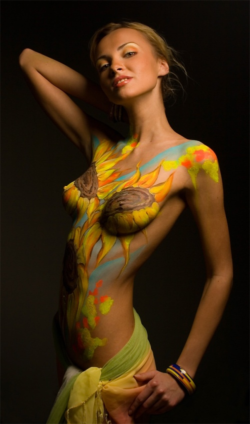 BodyArt (12 фото) (эротика)