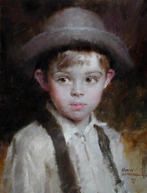 Современный американский художник Morgan Weistling (40 работ)