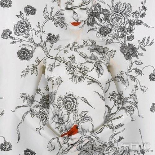 Мастер боди-арта Kim Joon (70 работ)