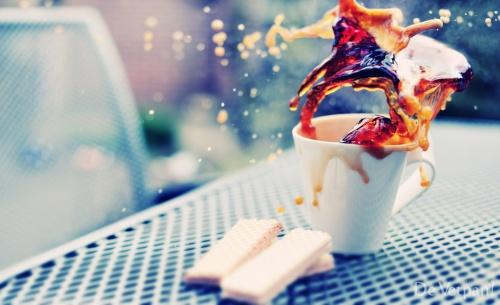 Утренний кофе от студии De Vetpan Studios (6 фото)