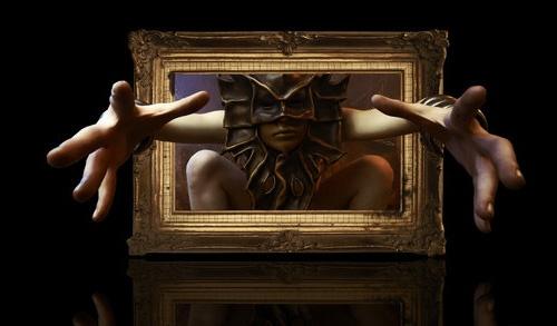 Красивые 3D картинки (64 работ)