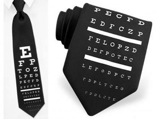 Необычные галстуки (24 фото)