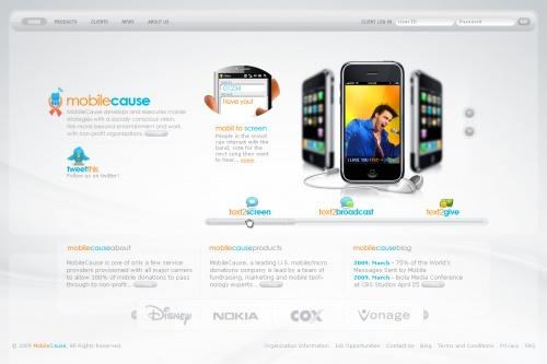 Web Design Inspiration (44 фото)