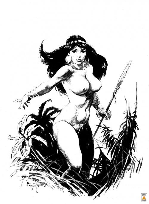 Fantasy Art Collection vol.1 (236 работ)