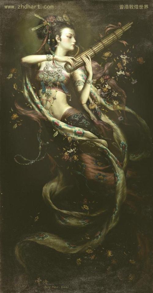 Художник Zeng Hao (28 работ)