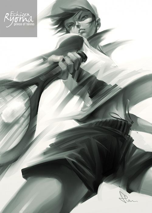 Art of Stanley Lau (76 работ)