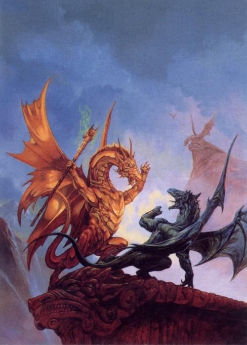 Fantasy Art Collection ( JEFF EASLY ) vol.7 (113 работ)