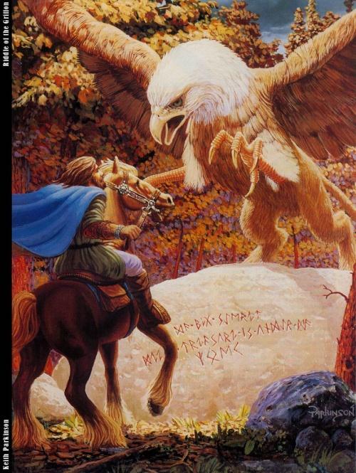 Fantasy Art Collection ( KEITH PARKINSON ) vol.6 (133 работ)