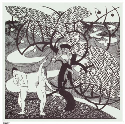 Графика Маурица Корнелиса Эшера (104 работ)