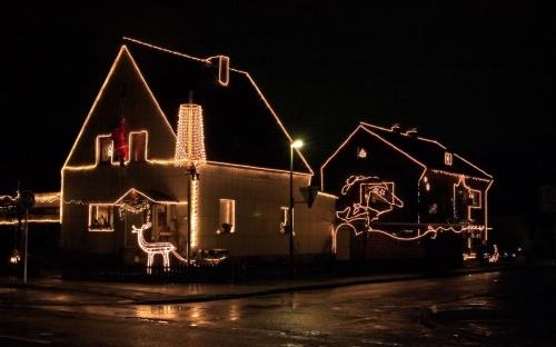Фотографии красивых домов и усадеб (21 фото)