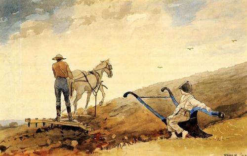 Уинслоу Хомер (англ. Winslow Homer) 1836 - 1910 (144 работ)