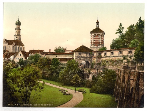 Germany in old postcard (98 открыток)