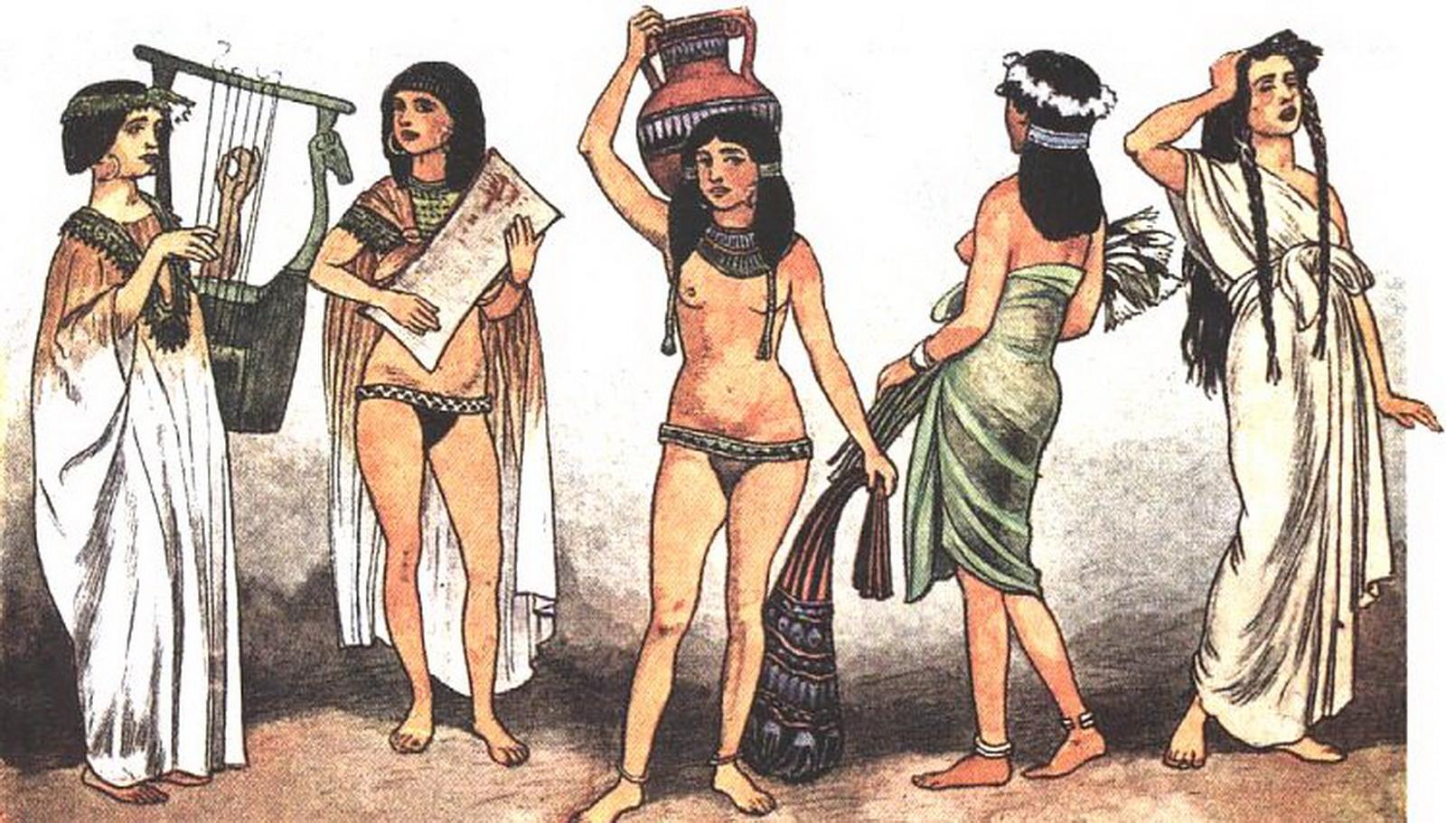 Эротическое фото древности 10 фотография