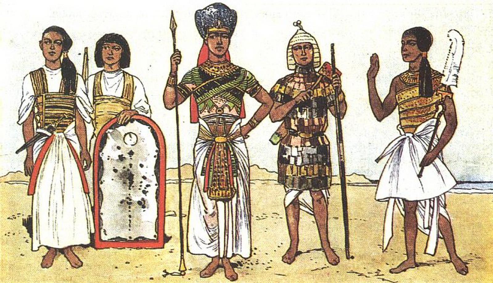 служба вельможи в древнем египте картинки коричневое