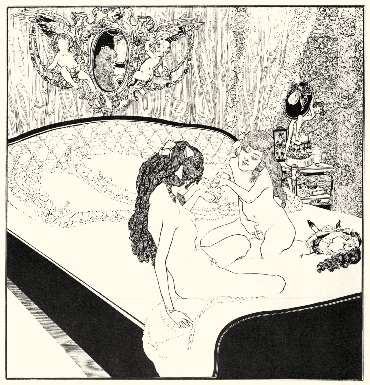 Художники эротического рисунка 11 фотография