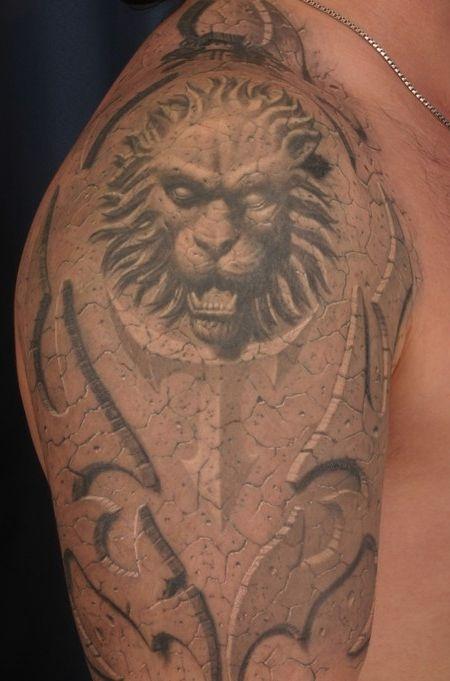 Фотографии 3D-татуировок (72 фото)
