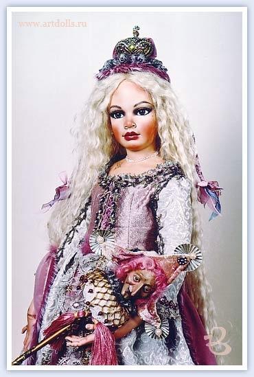 Куклы ручной работы (101 работ)