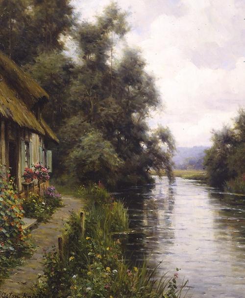 Луис Астон Найт (Louis Aston Knight) - художник-пейзажист (63 работ)