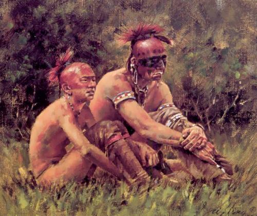 Роберт Гриффинг (Robert Griffing) - американский художник (27 работ) (1 часть)