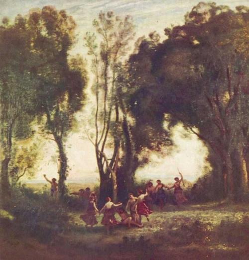 Шедевры импрессионизма. Жан Батист Камиль Коро (148 работ)