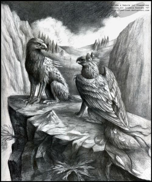 Коллекция Грифоны (Gryphon) (388 работ)