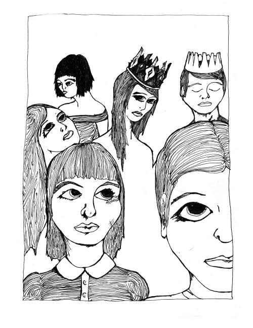 Danny Roberts - (Денни Робертс) - иллюстратор (48 работ)