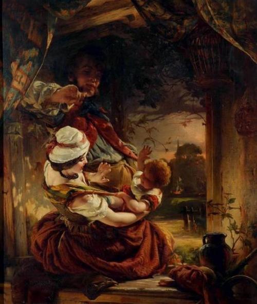 Daniel Maclise (1806-1870) (27 работ)