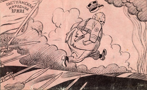 Борис Ефимов - советский художник-график, мастер политической карикатуры (146 работ)