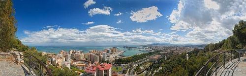 Панорамы. Фотограф Михаил Леонов (10 фото)
