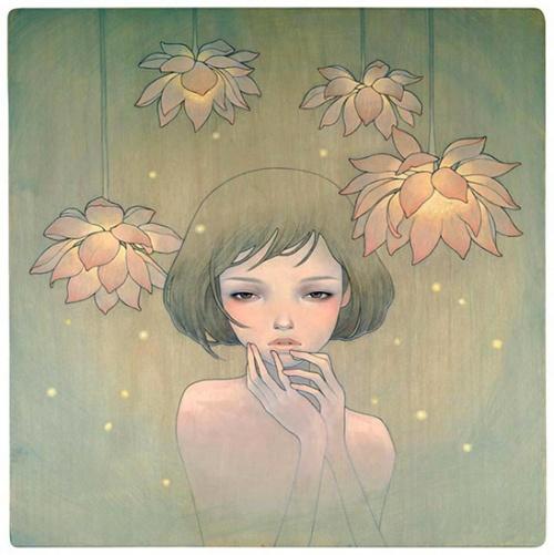 Художник Audrey Kawasaki (93 работ)