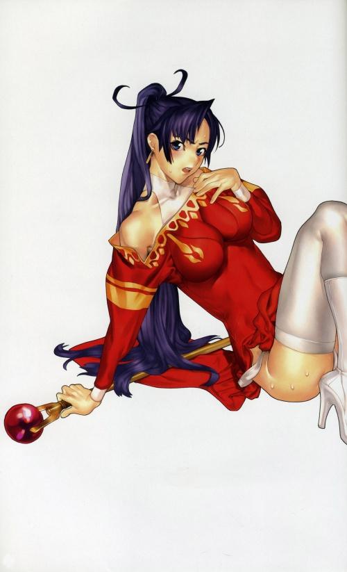 Anime PinUps (66 работ)