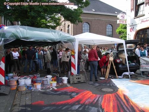 Трехмерная уличная живопись Эдгара Мюллера (Edgar Mueller) (35 работ)