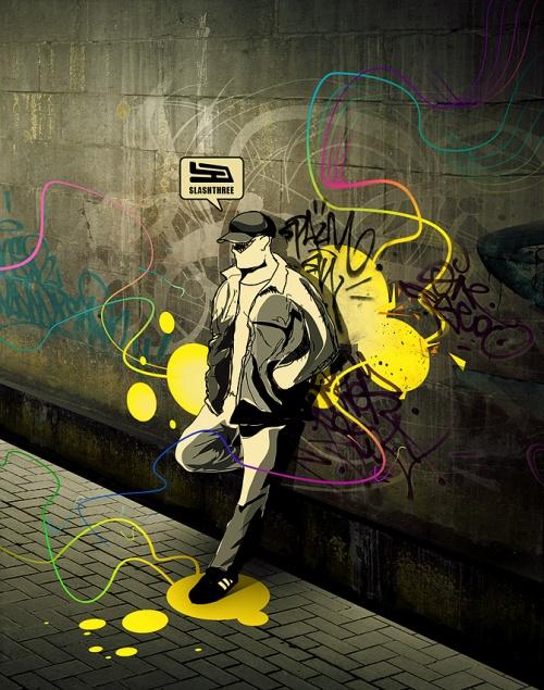 Digital Art (people) part 3 (40 фото)