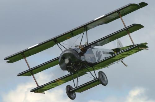 Старинные самолеты (81 фото)