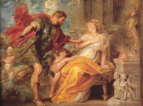 Питер Пауль Рубенс - фламандский живописец (601 работ)