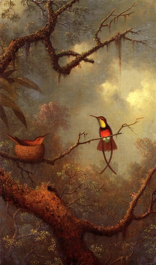 Martin Johnson Heade (190 работ)