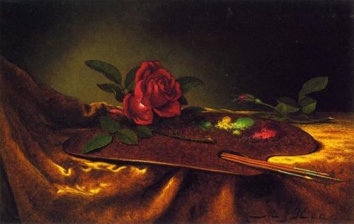 Martin Johnson Heade (190 работ)