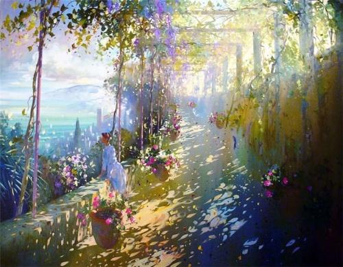Лоран Парселье (Laurent Parcelier) - художник (31 работ)