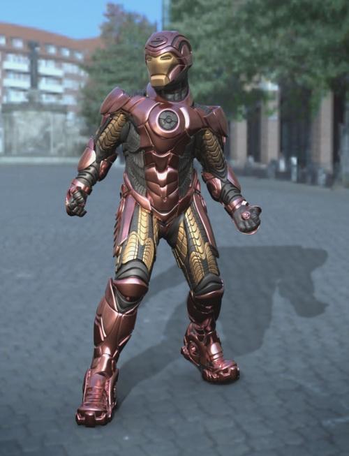 Iron Man - Concept Arts (40 работ)