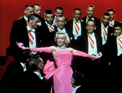 Marilyn Monroe - Gentlemen Prefer Blondes (1953) (127 фото)