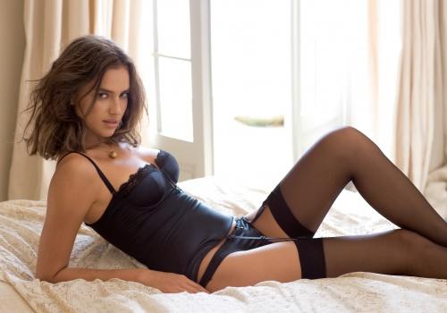 Irina Sheik | Intimissimi & Lejaby | Нижнее белье (101 фото) (эротика)