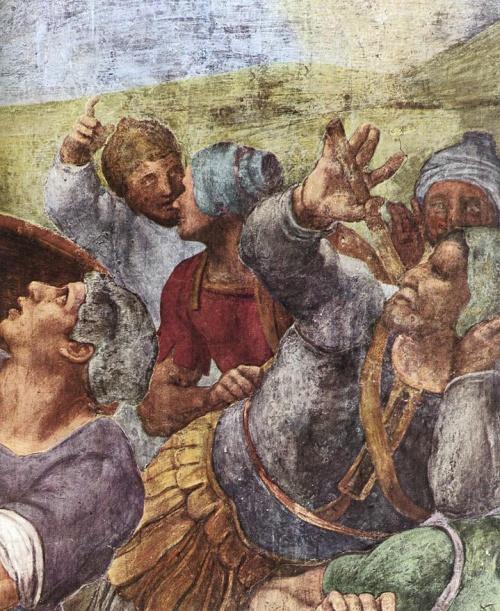 Микеланджело - графика, скульптура, архитектура (140 работ)