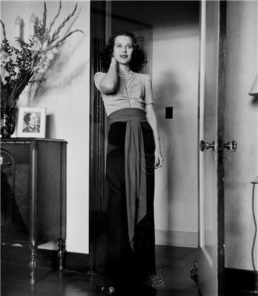 Hedi Lamarr (Хэди Ламарр) – скандальная звезда (27 фото)