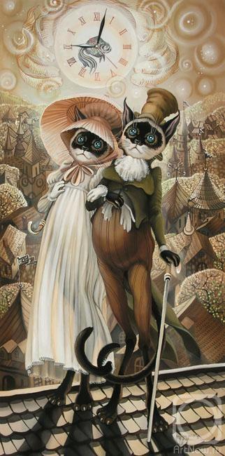 Батик Надежды Соколовой (111 работ)