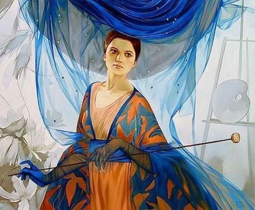 Художница Светлана Валуева (Россия) (22 работ)