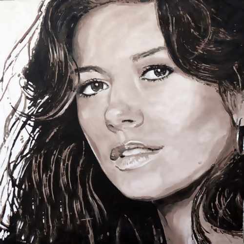 Wonderful Paints Portraits (23 работ)